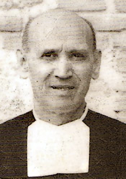 El Hermano Ginés de María, en la vida civil Victoriano Rodríguez Martínez, quien fuera director entre los años 1944 y 1949