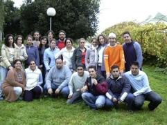 Convivencia Bachillerato curso 2003-04