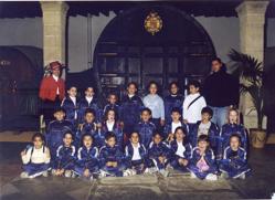 1º de Primaria curso 2001-02