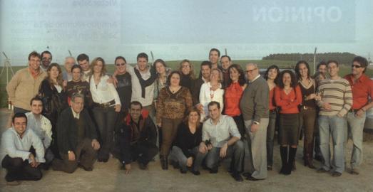 Claustro de Profesores curso 2007-08