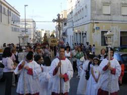 Procesión del Sagrado Corazón de Jesús 2010