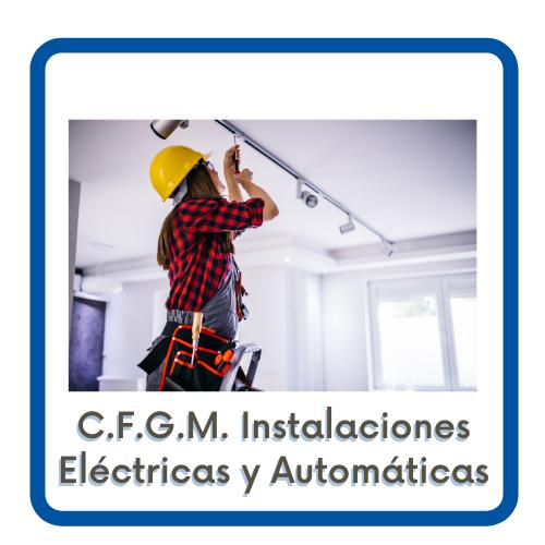 Acceso a la página del CFGM Instalaciones Eléctricas y Automáticas