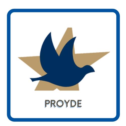 Acceso a la web de Proyde