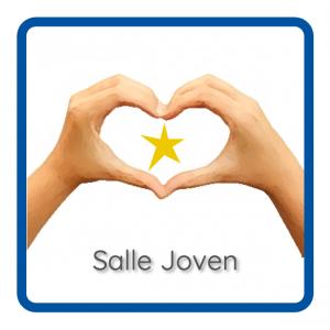 Acceso a Salle Joven