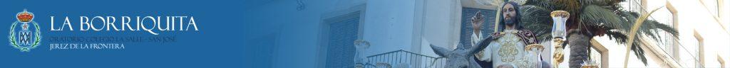 Enlace a la web de La Borriquita