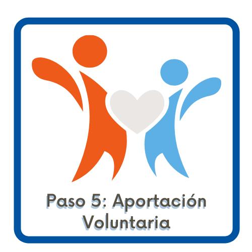 Acceso a la aportacion voluntaria