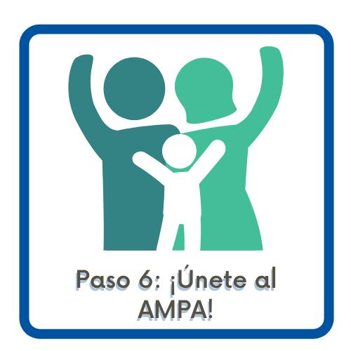 Acceso a la inscripción al AMPA