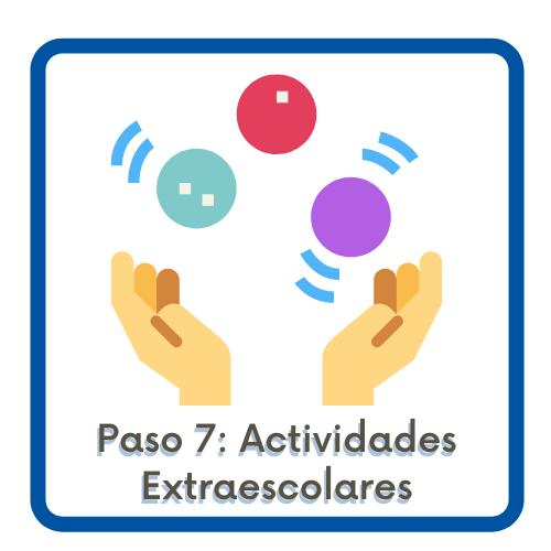 Acceso a la inscripción a actividades extraescolares