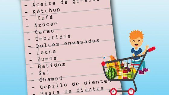 Imagen destacada del cartel de la campaña de recogida de alimentos de junio 2021